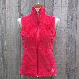 The North Face Vest Red Women's Small